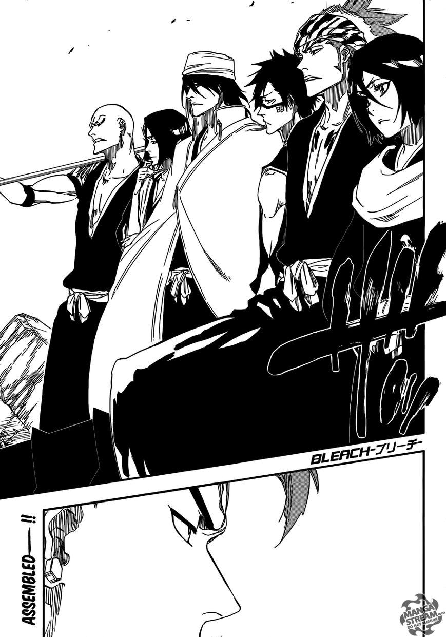 Bleach 586 Page 1