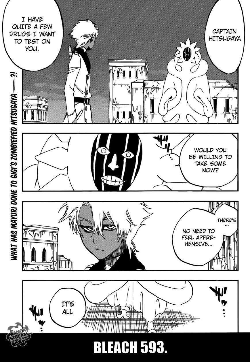 Bleach 593 Page 1
