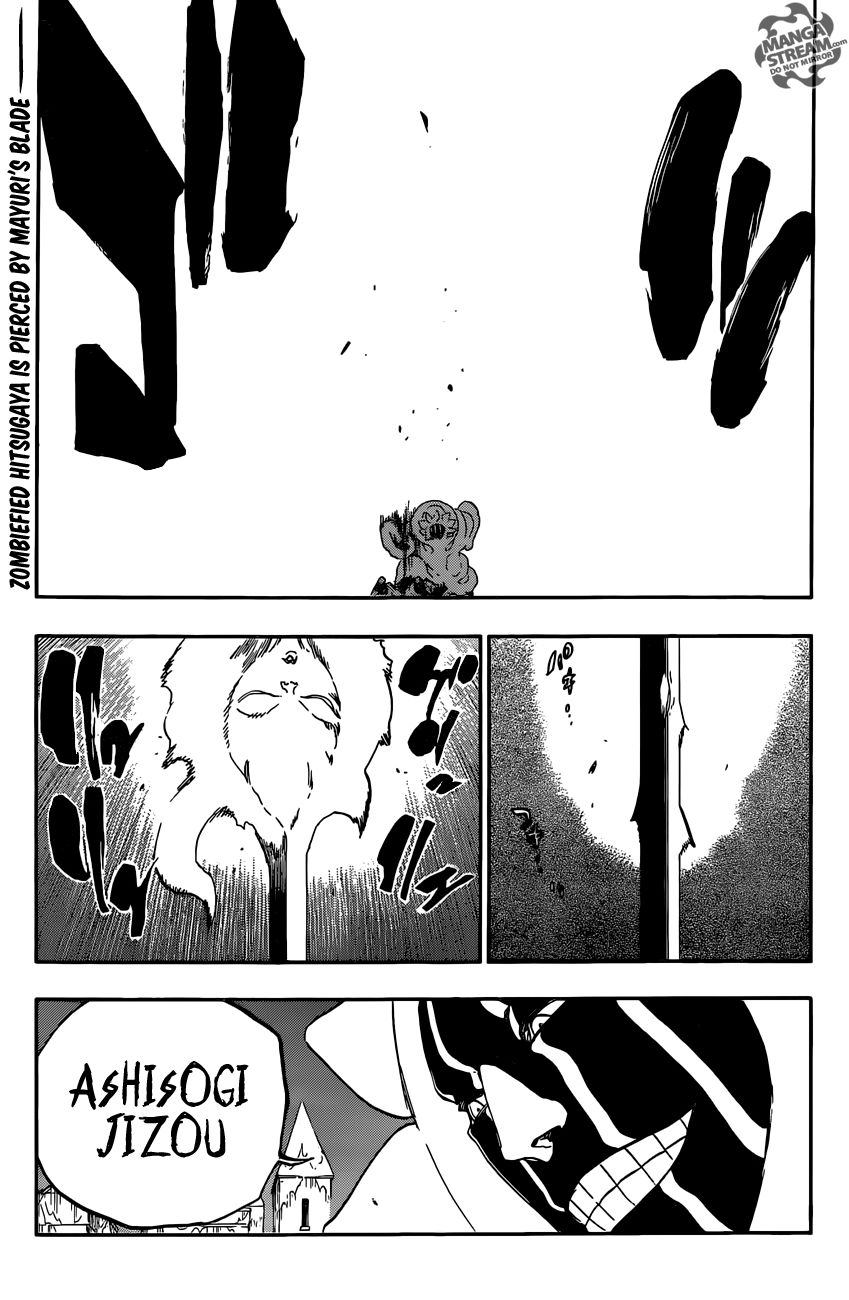 Bleach 594 Page 1