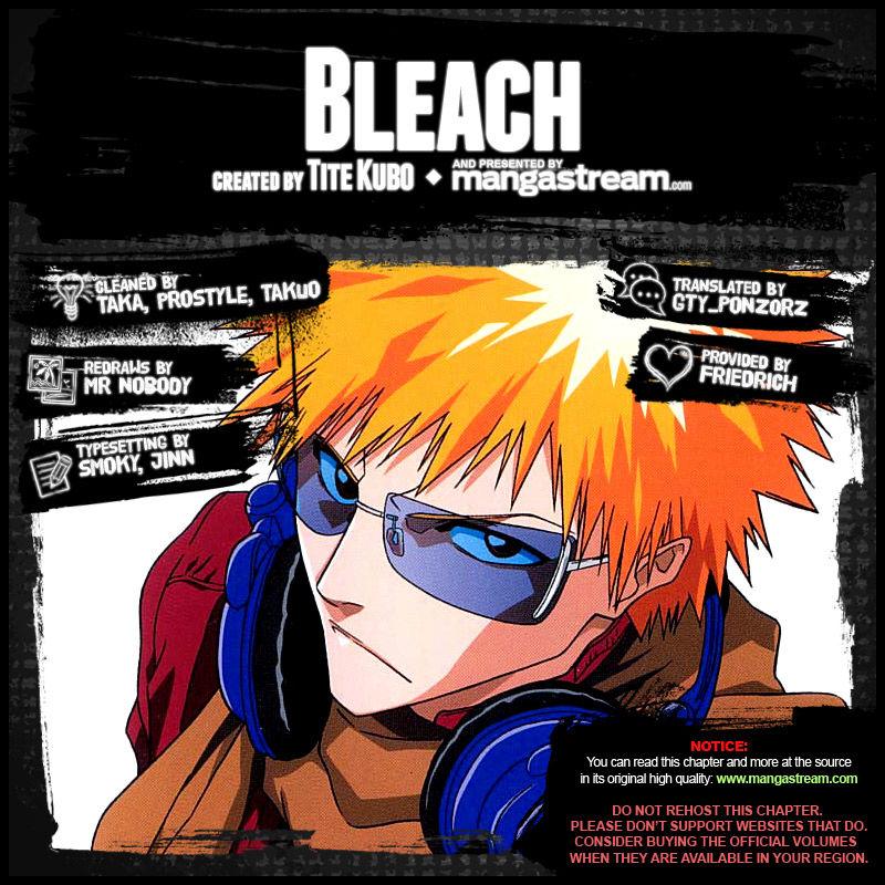 Bleach 596 Page 2