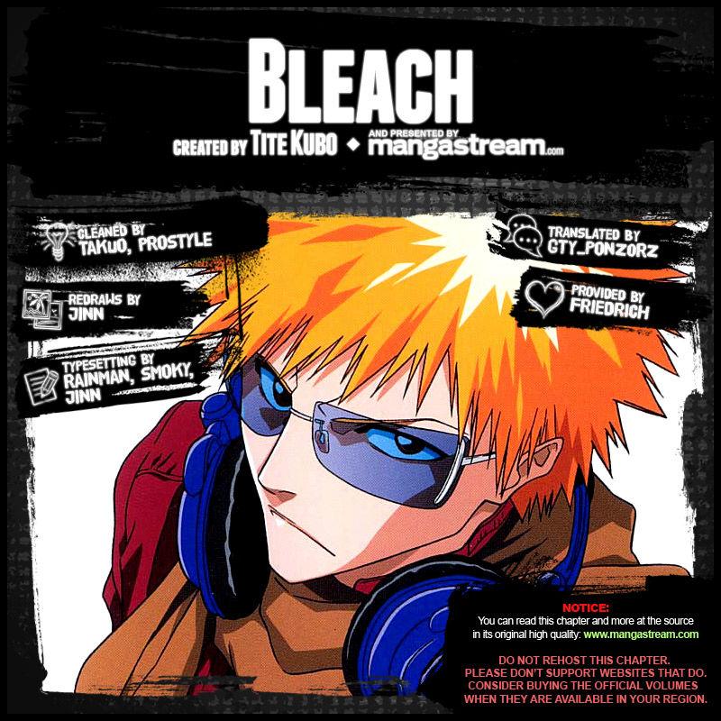 Bleach 597 Page 2
