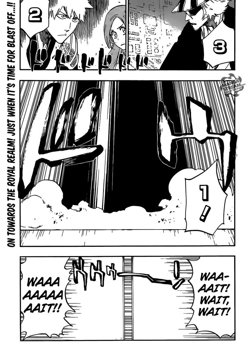 Bleach 598 Page 1