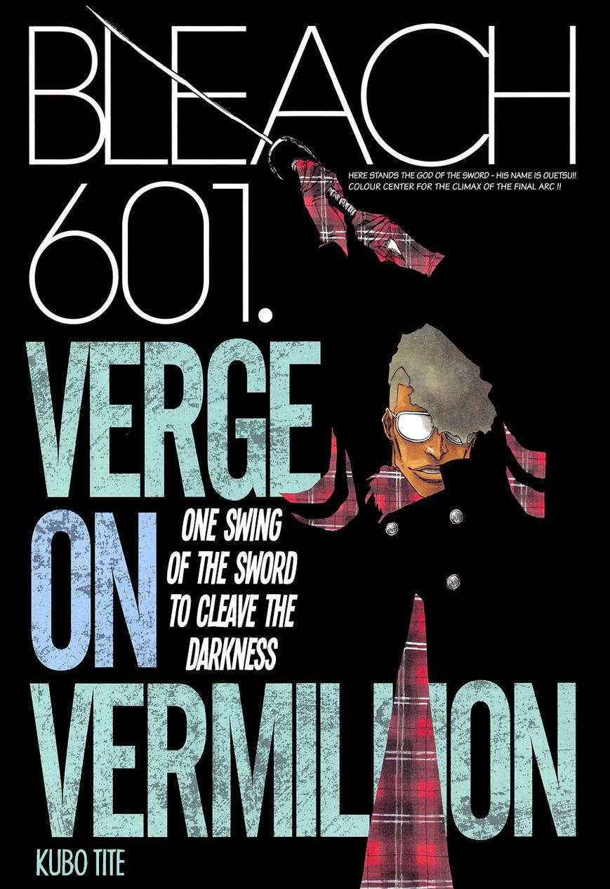 Bleach 601 Page 1