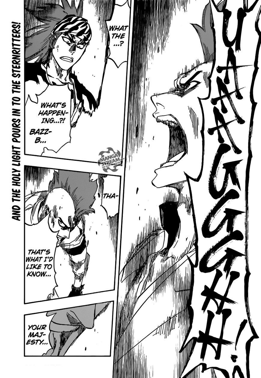 Bleach 604 Page 1