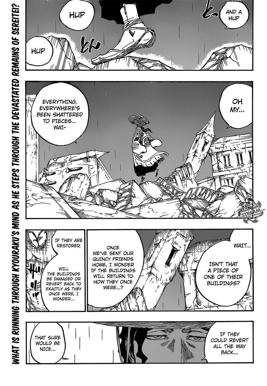 Bleach 605 Page 1
