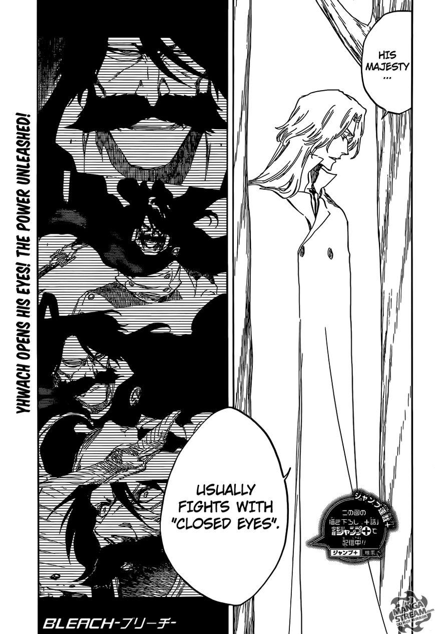 Bleach 610 Page 1