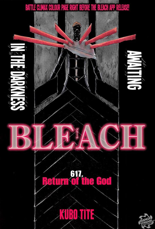 Bleach 617 Page 1