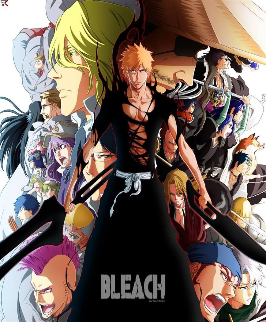 Bleach 617 Page 2