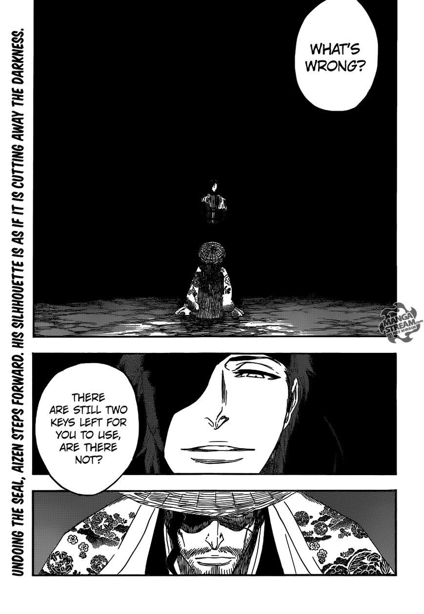 Bleach 618 Page 1