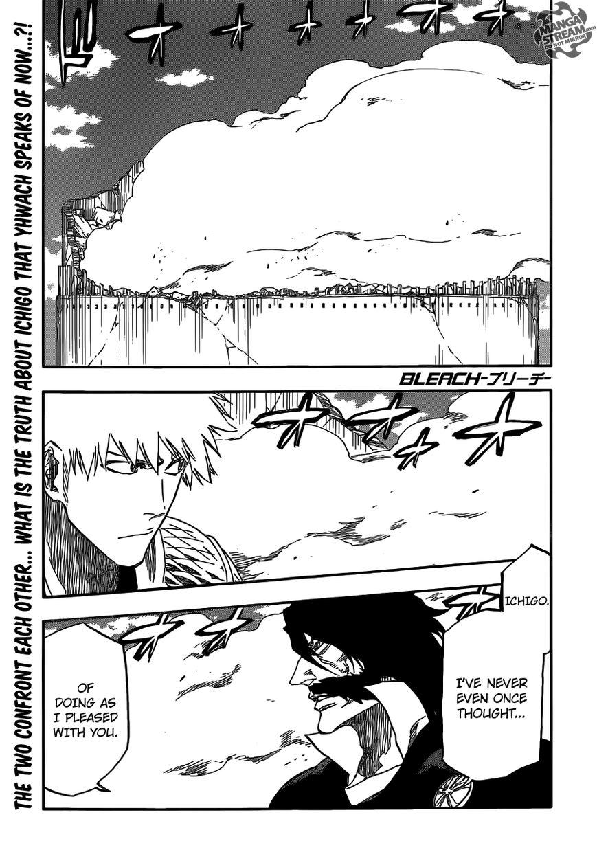 Bleach 619 Page 1