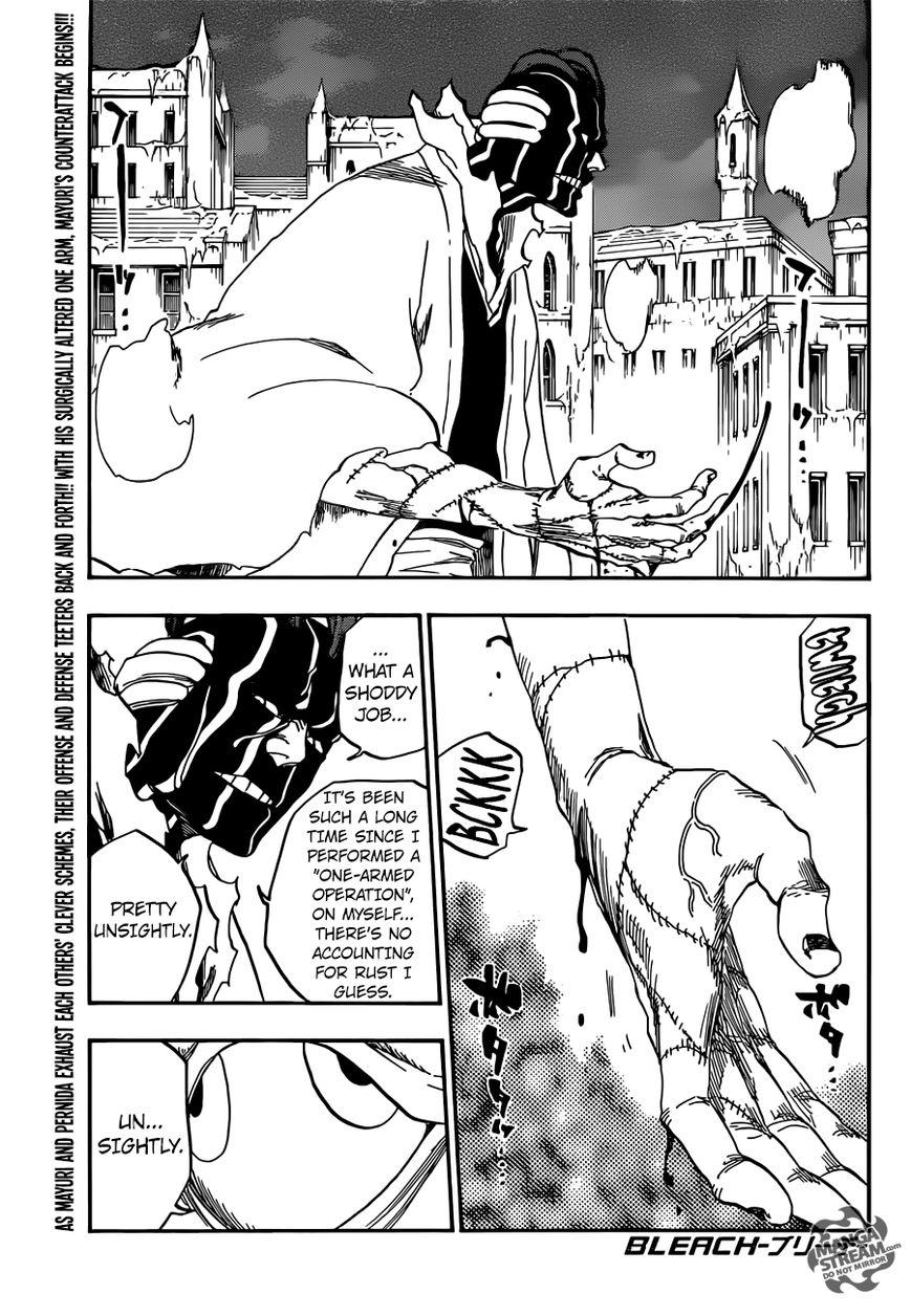 Bleach 639 Page 1