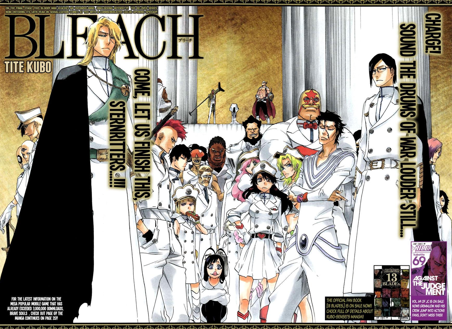 Bleach 640 Page 4