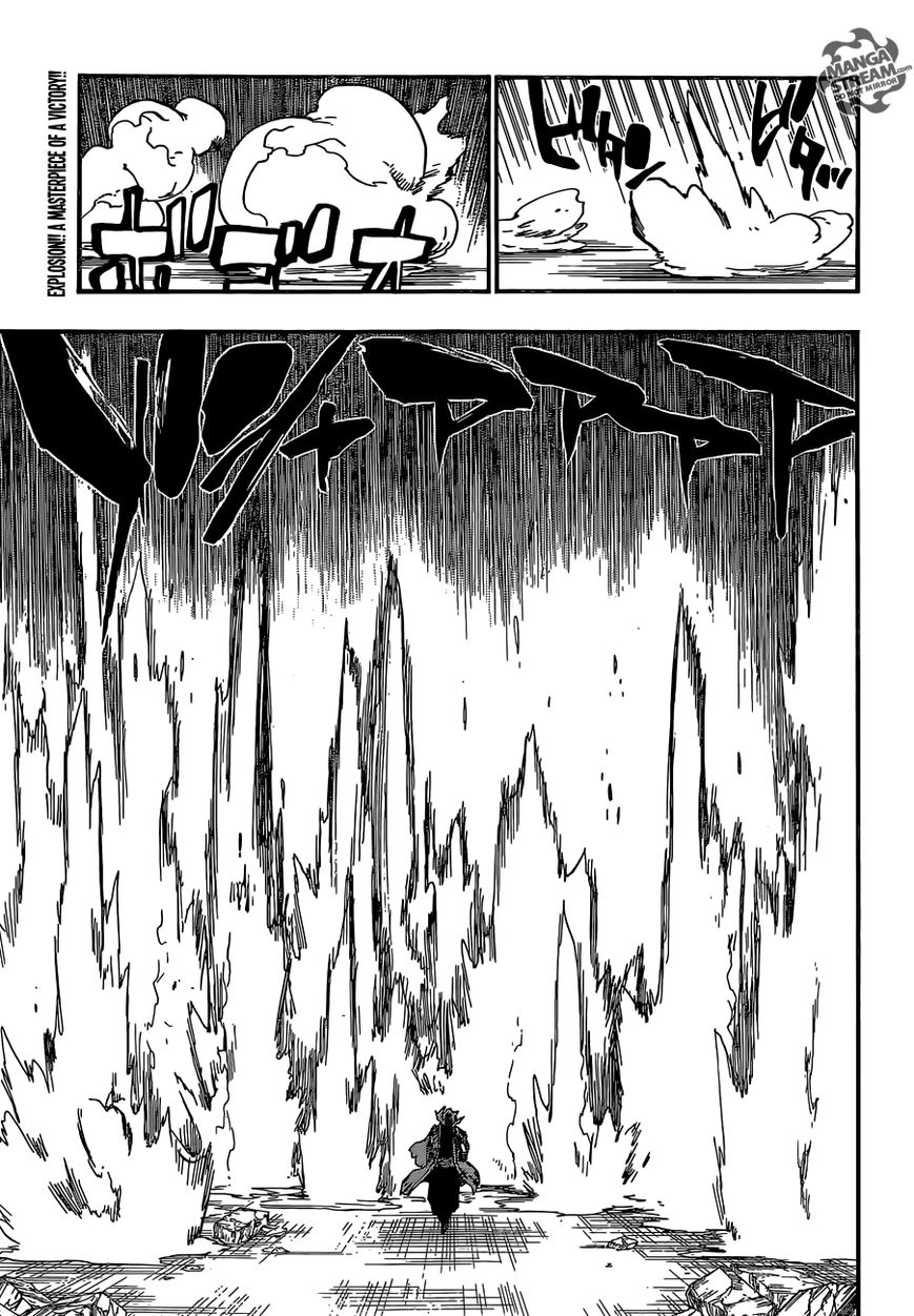Bleach 644 Page 1