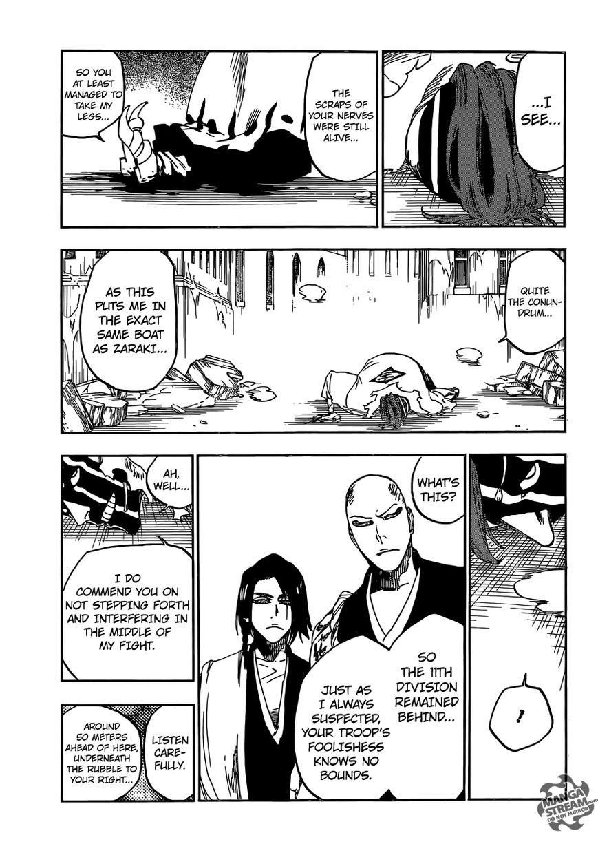 Bleach 644 Page 5