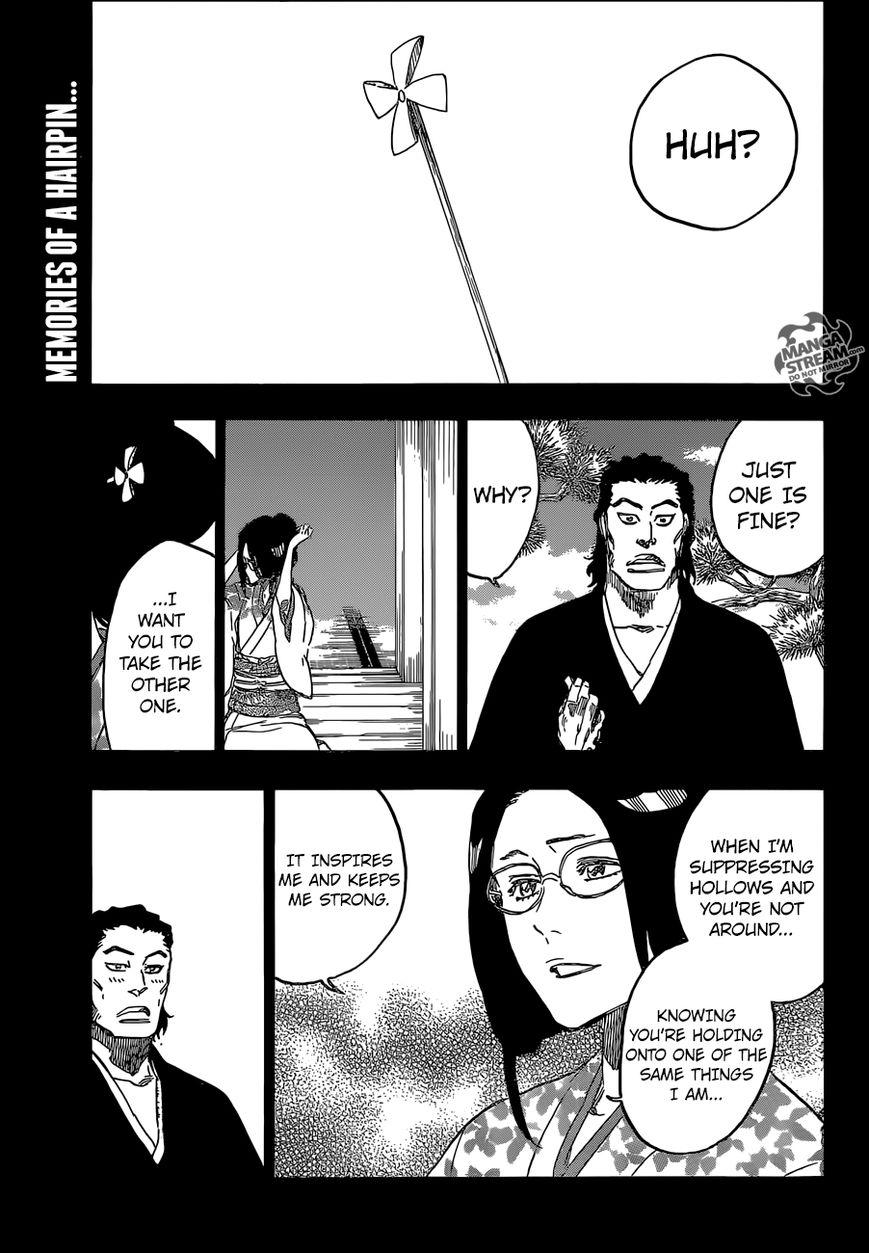 Bleach 653 Page 1