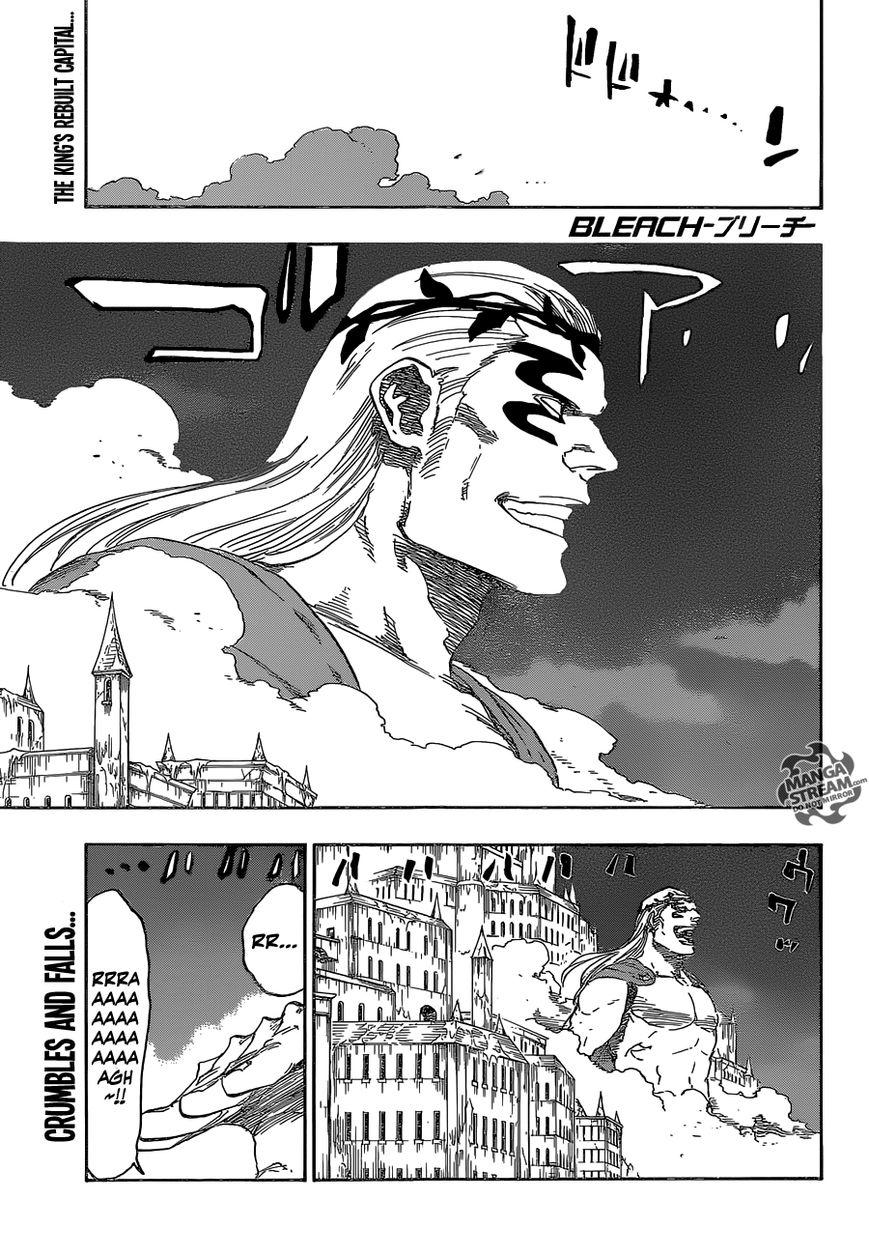 Bleach 656 Page 1