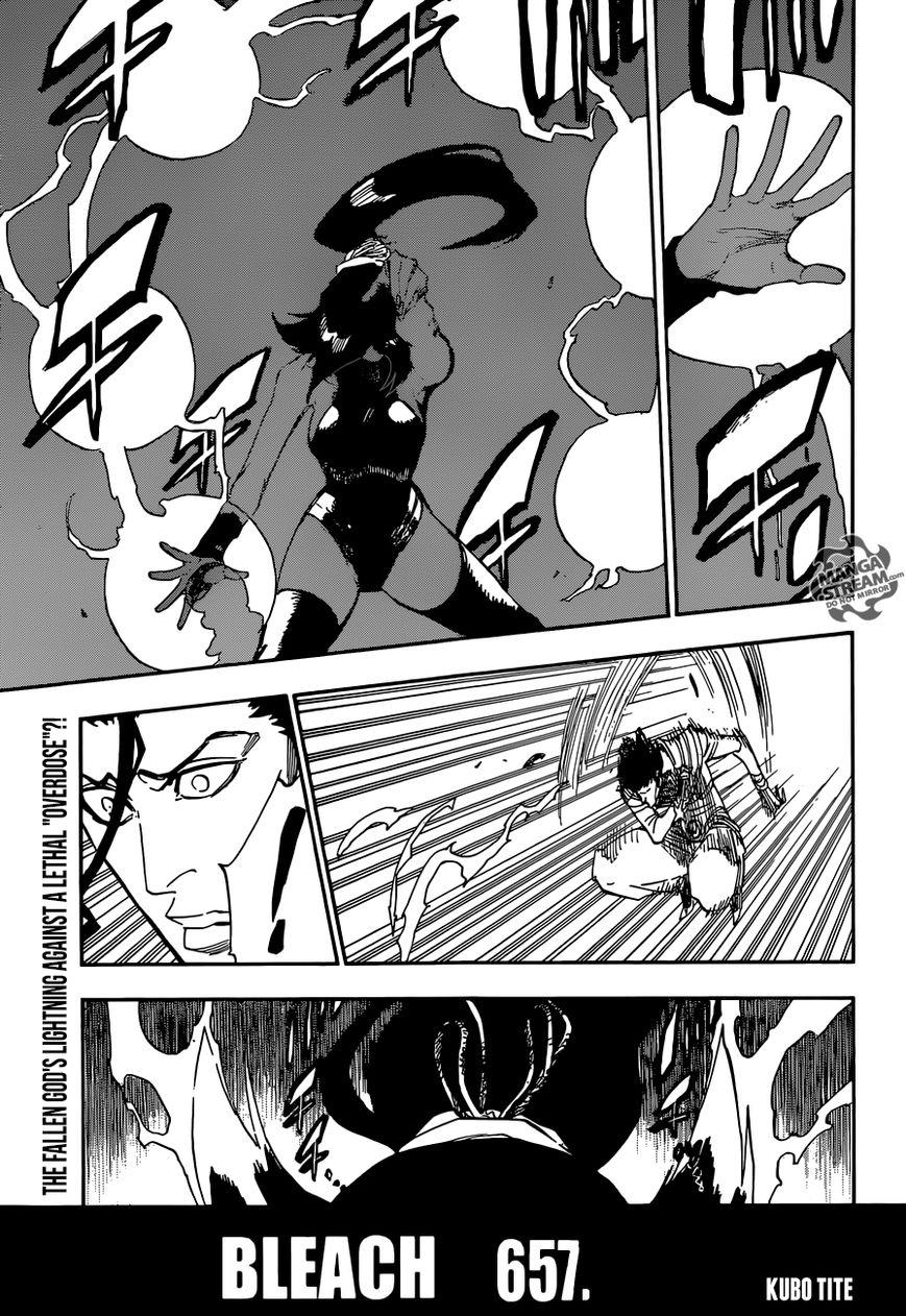 Bleach 657 Page 1