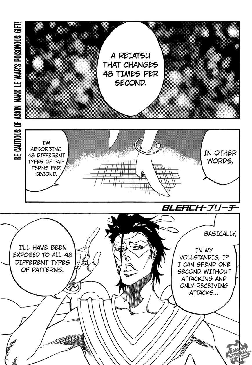 Bleach 664 Page 1