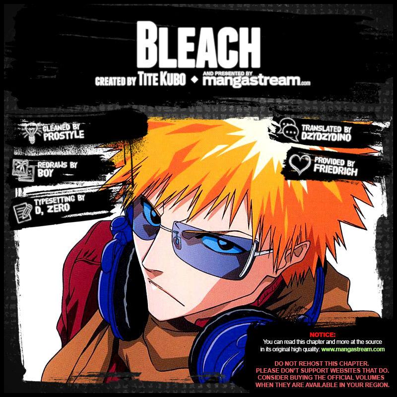 Bleach 665 Page 2