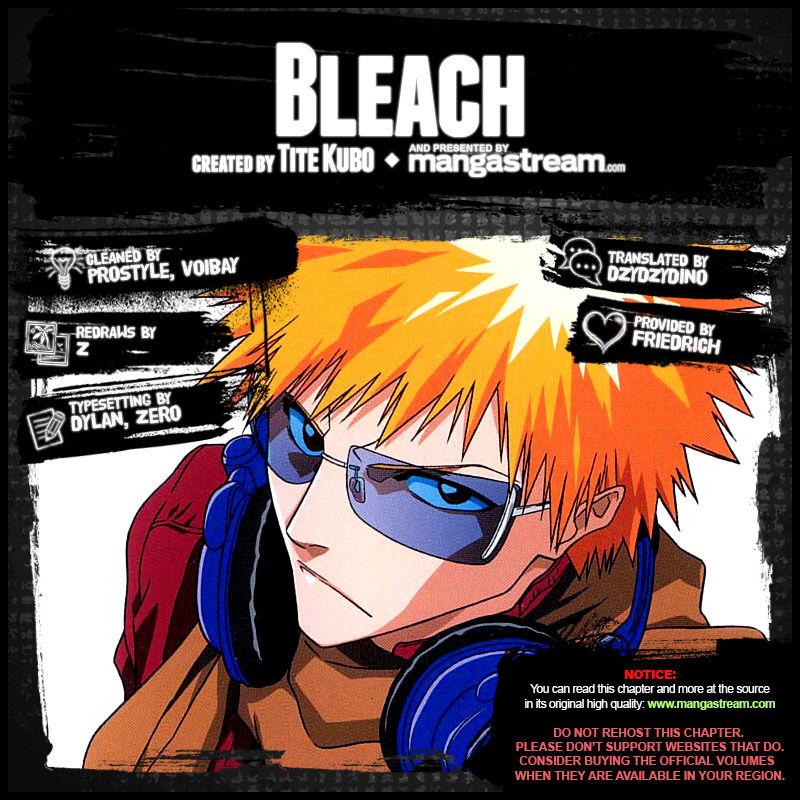 Bleach 672 Page 2