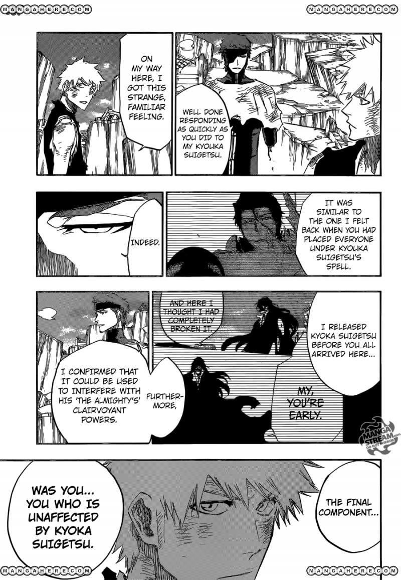 Bleach 684 Page 4