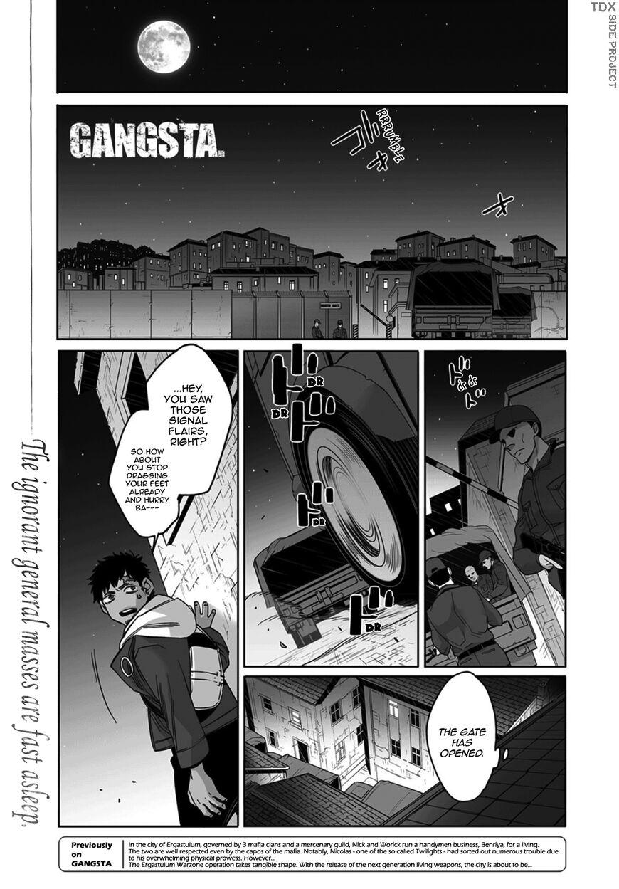Gangsta 55 Page 1