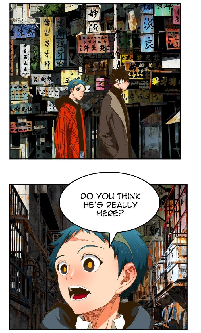 The God Of High School 390 Page 2