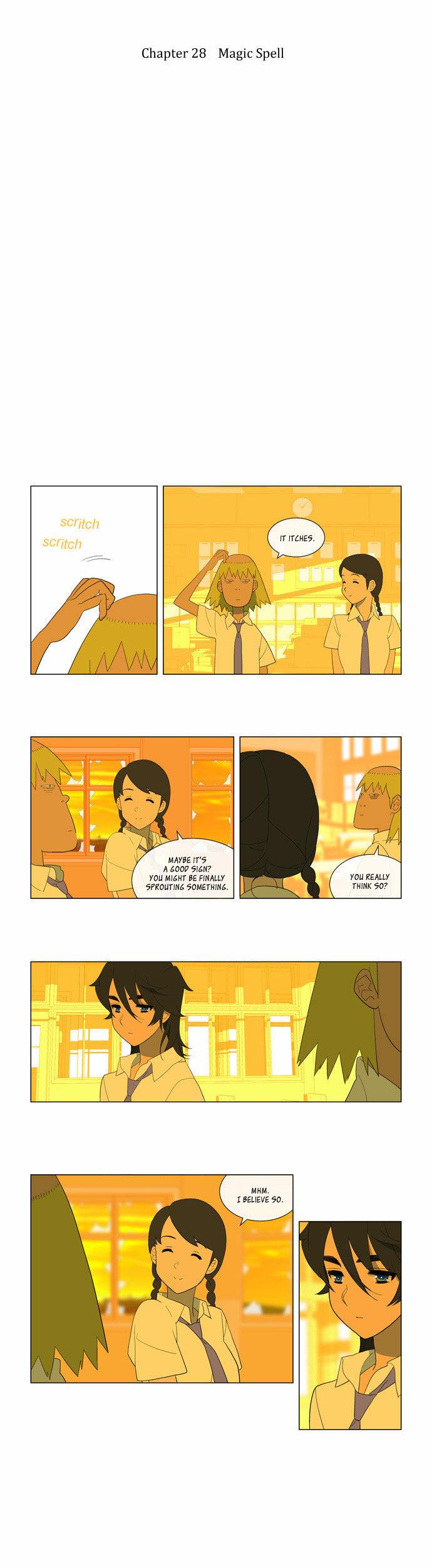 Nowhere Boy 28 Page 1