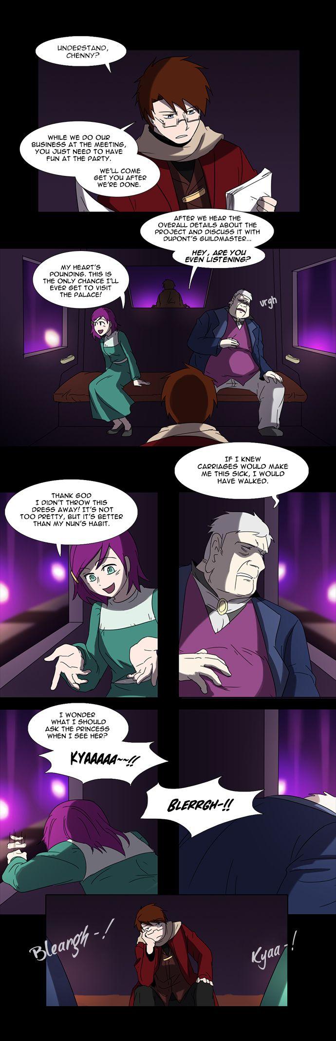 Fantasy World Survival 67 Page 2