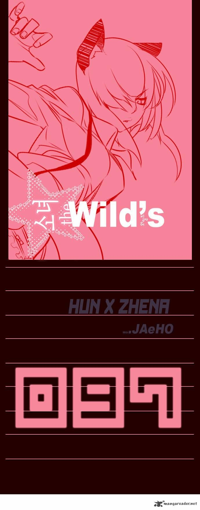 Girl the Wild's 97 Page 1
