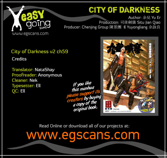 City Of Darkness 91 Page 1