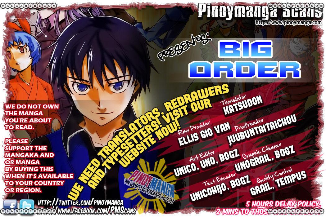Big Order 9 Page 1