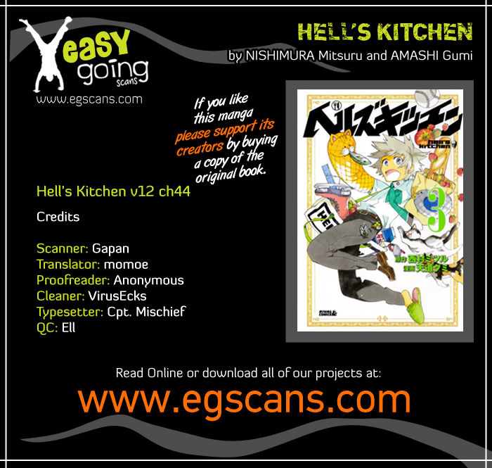 Hells Kitchen 44 Page 1