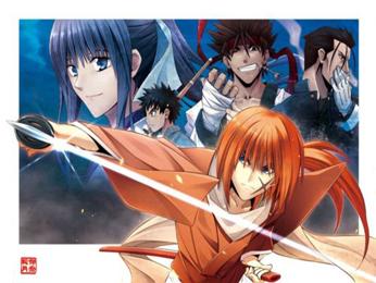 Rurouni Kenshin's