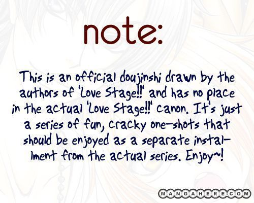 Love Stage!! 6.5 Page 2
