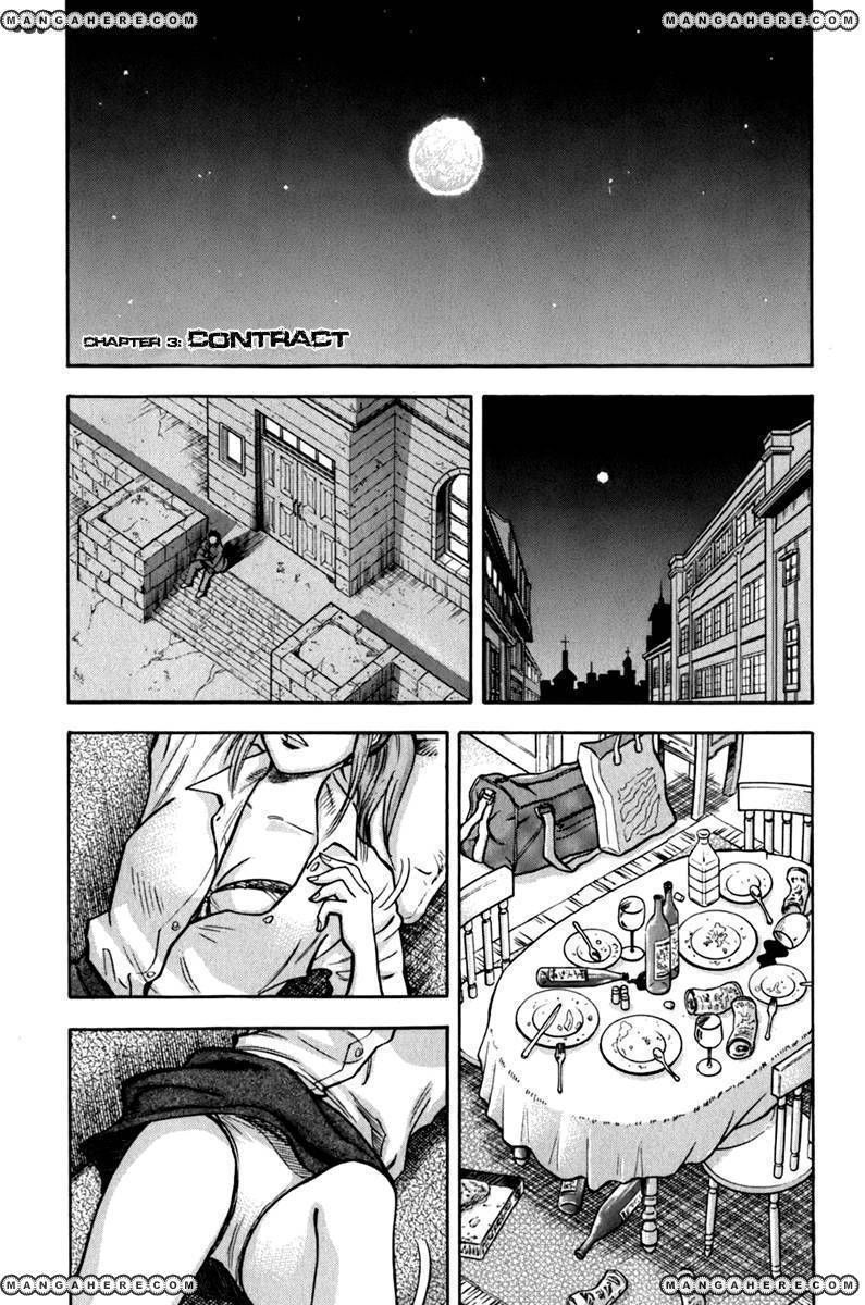 Lost Man 3 Page 1