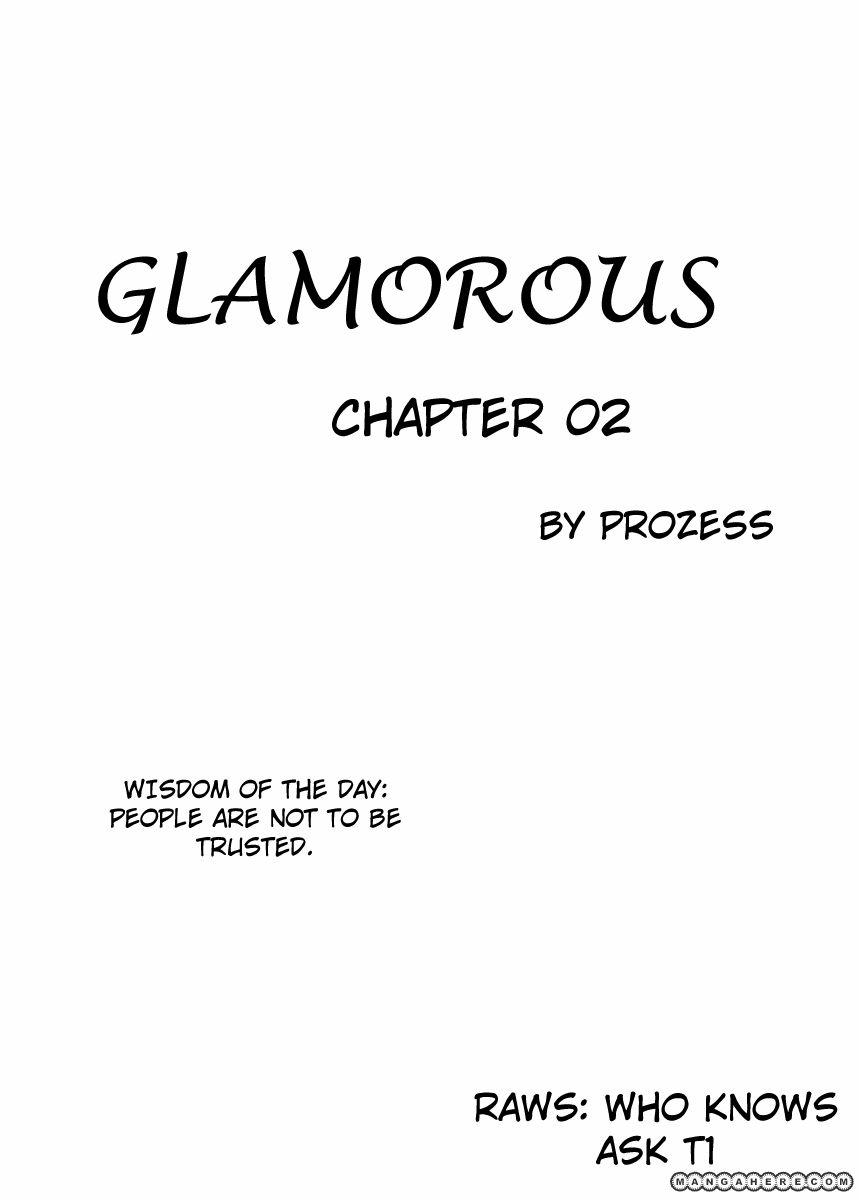 Glamorous (Nylon) 2 Page 1