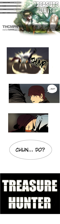 Treasure Hunter 13 Page 1