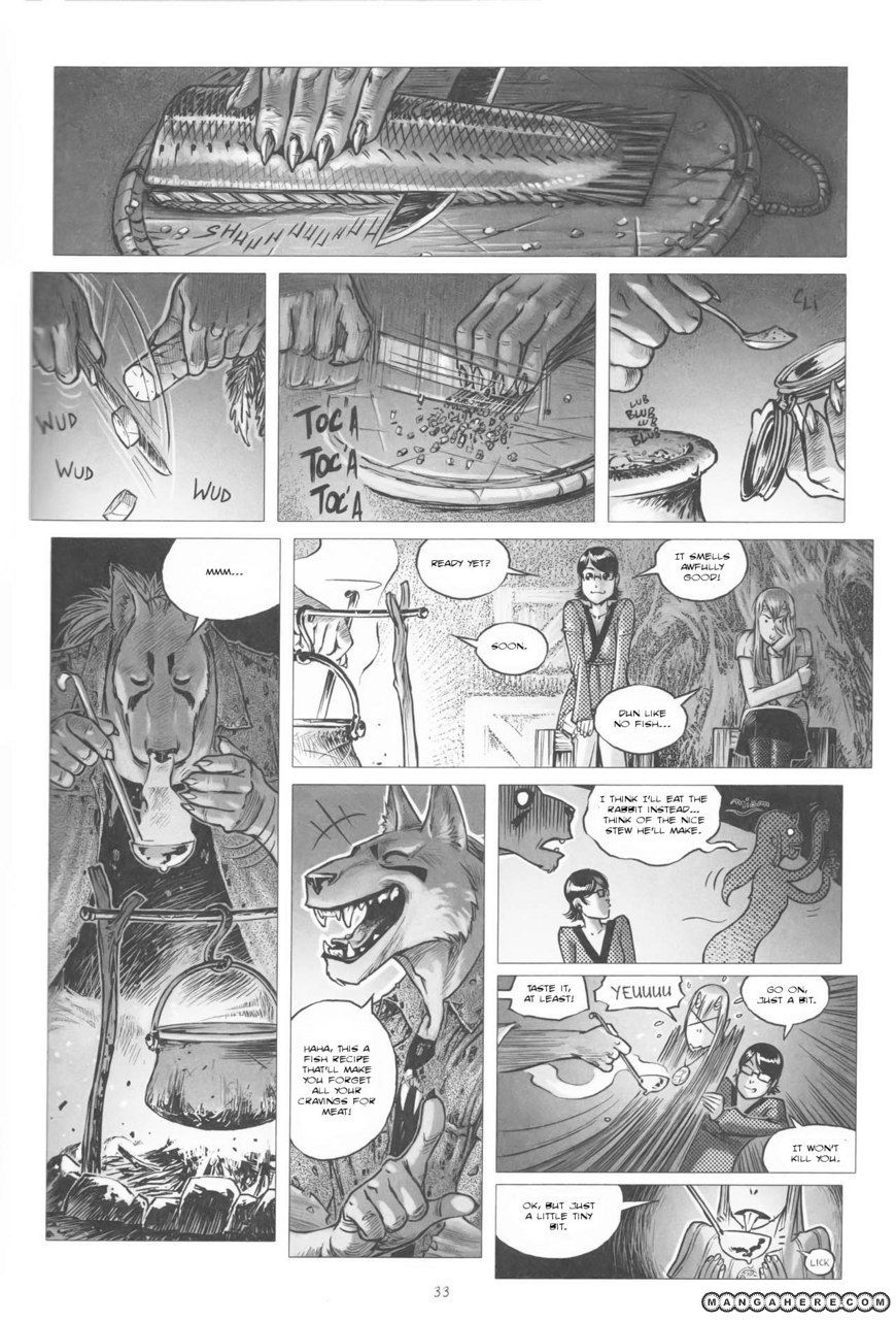 Freaks' Squeele 7 Page 1