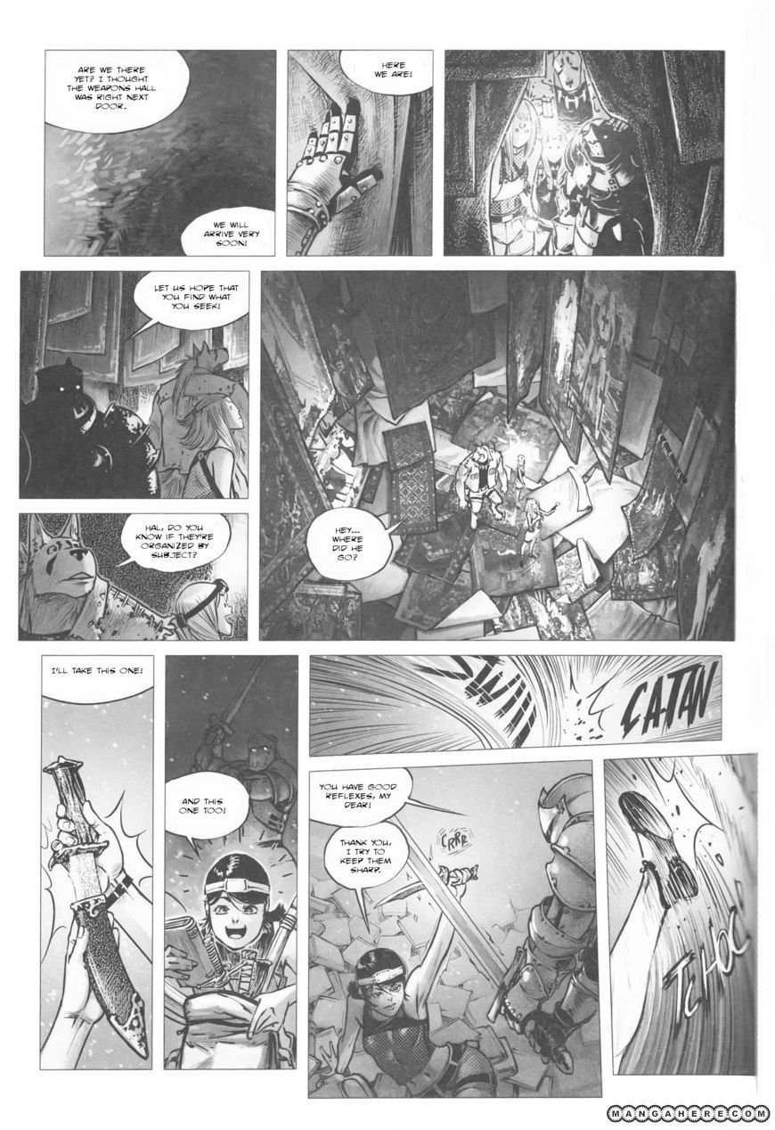 Freaks' Squeele 9 Page 2