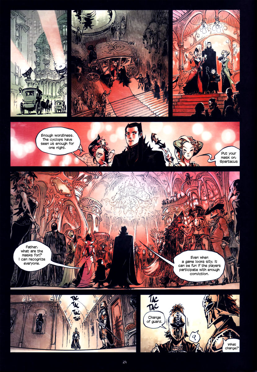 Freaks' Squeele 19.3 Page 1