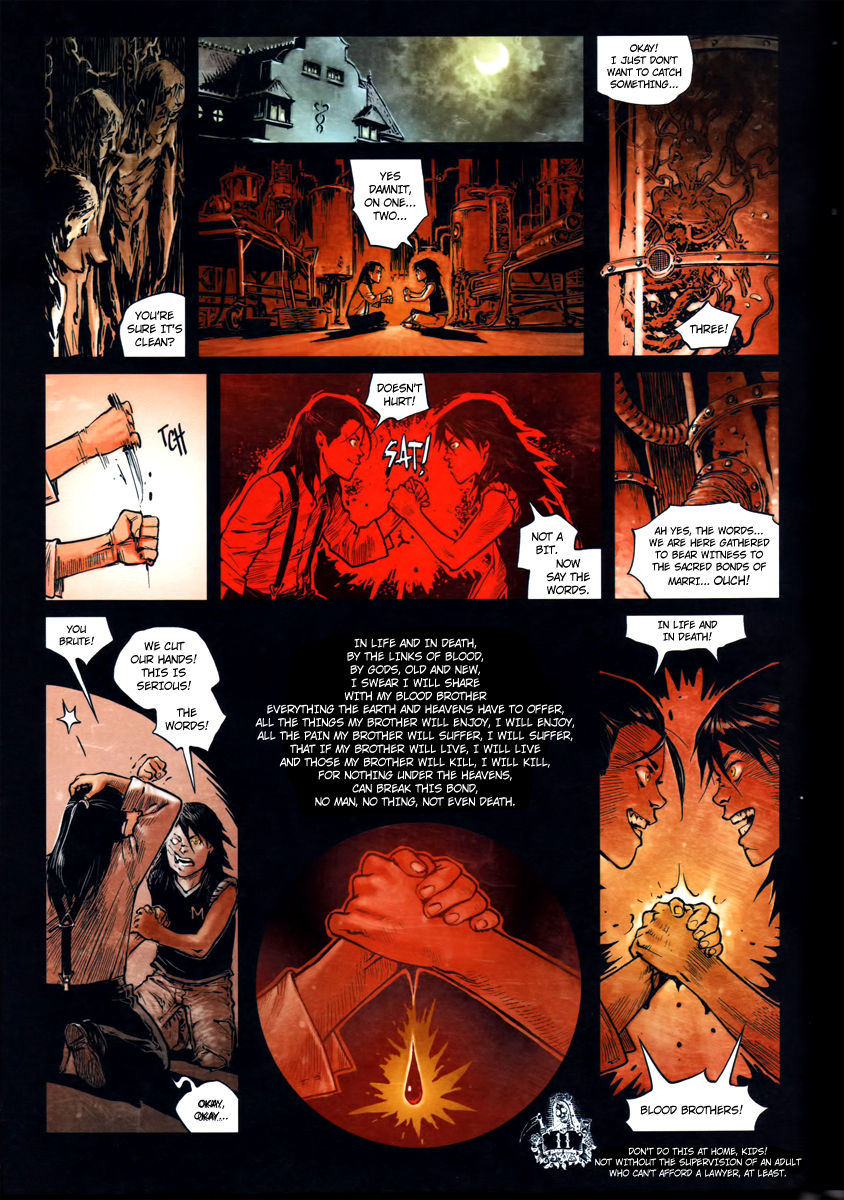 Freaks' Squeele 19.5 Page 1