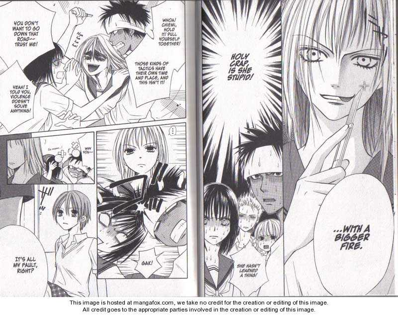Junai Tokkou Taichou! 0 Page 4
