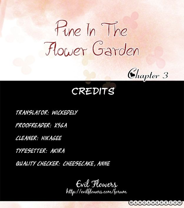 Pine in the Flower Garden 3 Page 1