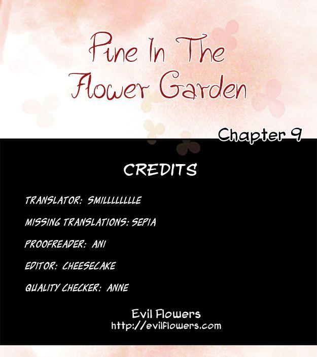 Pine in the Flower Garden 9 Page 1