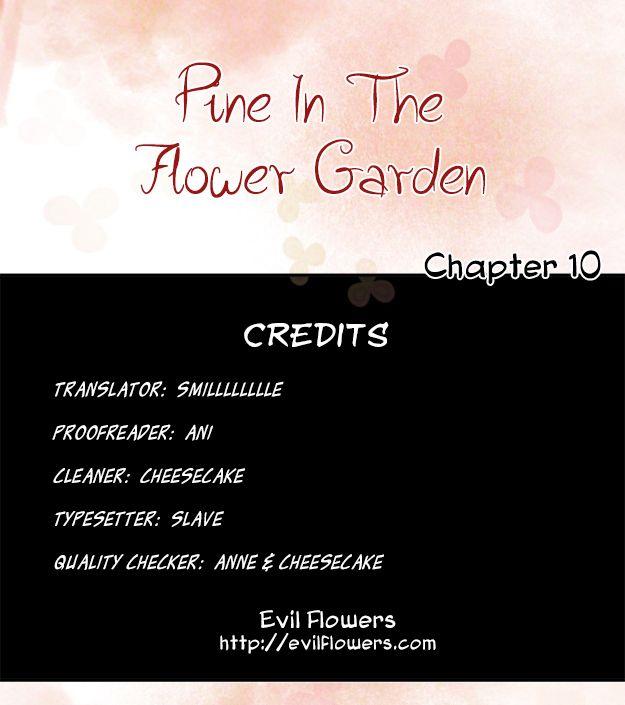 Pine in the Flower Garden 10 Page 1