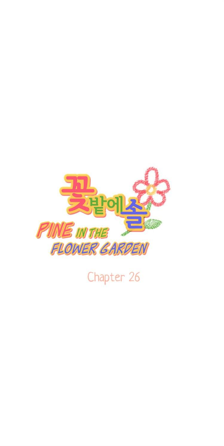 Pine in the Flower Garden 26 Page 1