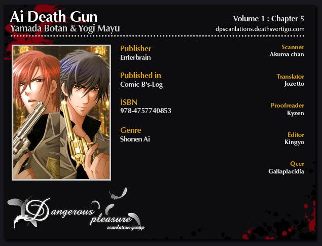 Ai DeathGUN 5 Page 1