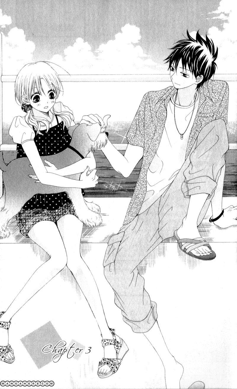 Kiss made no Kyori (YOSHINAGA Yuu) 3 Page 4