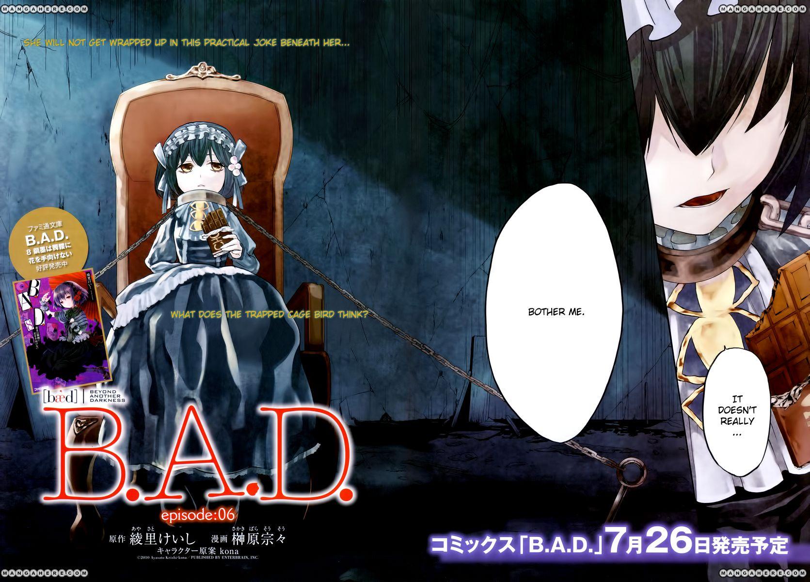 B.A.D. (SAKAKIBARA Sousou) 6 Page 2